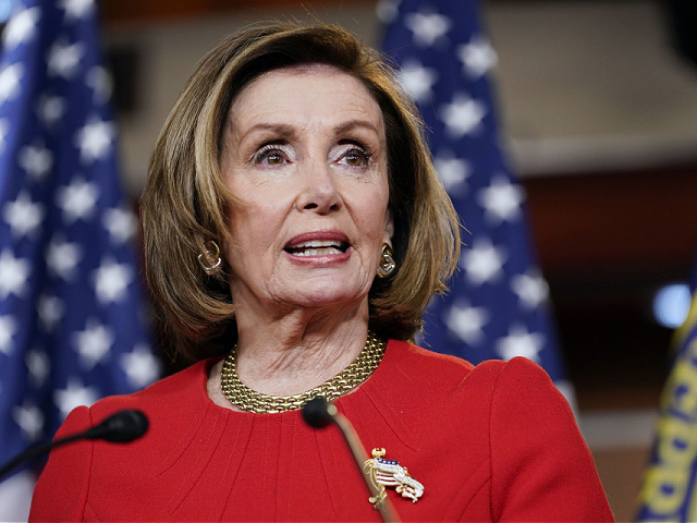Nancy Pelosi: 'I Think I Can Use My Own Judgment' on Receiving Holy Communion