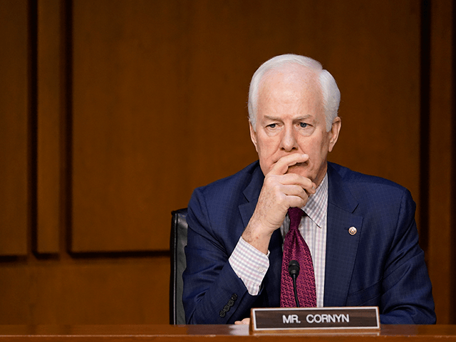 Report: John Cornyn Seeking 'Compromise Language' for Democrat Gun Control