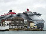 Blistering barnacles, Cap'n! Richard Branson launches Virgin's first ever cruise ship