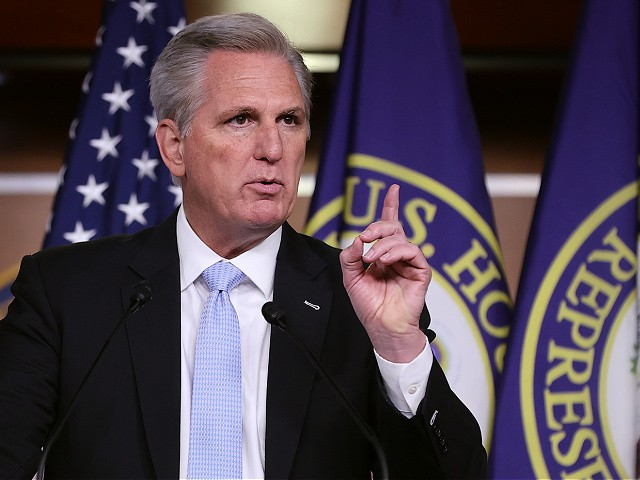 Kevin McCarthy Lays Out Plan for House Republicans to Hold China Accountable for Coronavirus Pandemic