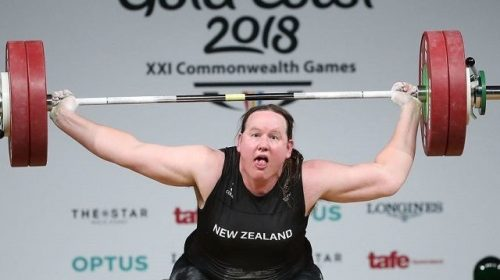 Laurel Hubbard Becomes First Trans Athlete to Compete at Olympics