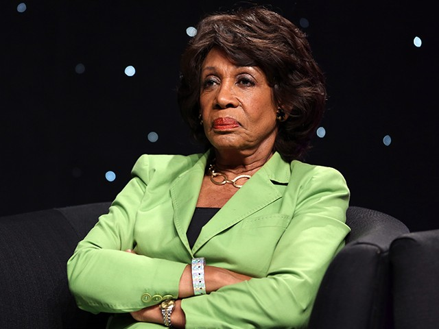 Maxine Waters: 'I'm Told' Organizing for January 6 Riot Took Place in the Trump Campaign