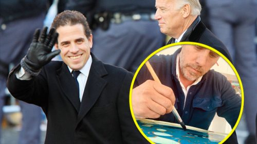 Pinkerton: Hunter Biden's Latest Easy Money Gig Is Making 'Art' Every Lobbyist, Tycoon, and Tyrant 'Would Want a Piece of'