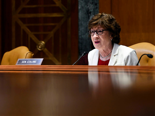 Susan Collins Censured by Third Republican Committee for Vote to Convict Trump
