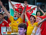 Wales fans off to Amsterdam after Dragons secure last 16 place in Euro 2020 despite Italy defeat