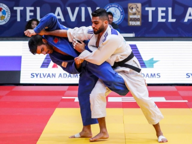Algerian Judoka Suspended from Tokyo Olympics After Refusing to Face Israeli Opponent