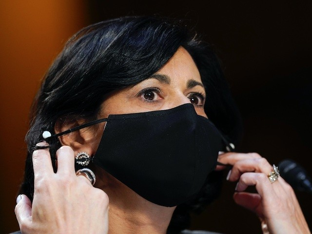 CDC Director Blames Unvaccinated People, Not Her Own Agency, for Reinstating Mask Guidance