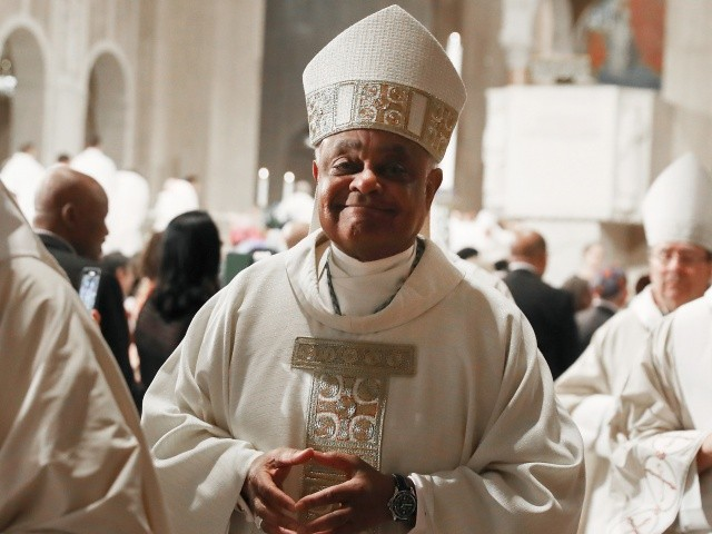 D.C. Archbishop: Americans Must 'Share Our Abundance' with Illegal Aliens