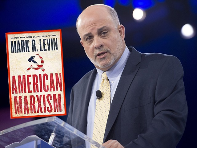 Exclusive — Mark Levin: Fight Back Against CRT with Classroom Cameras