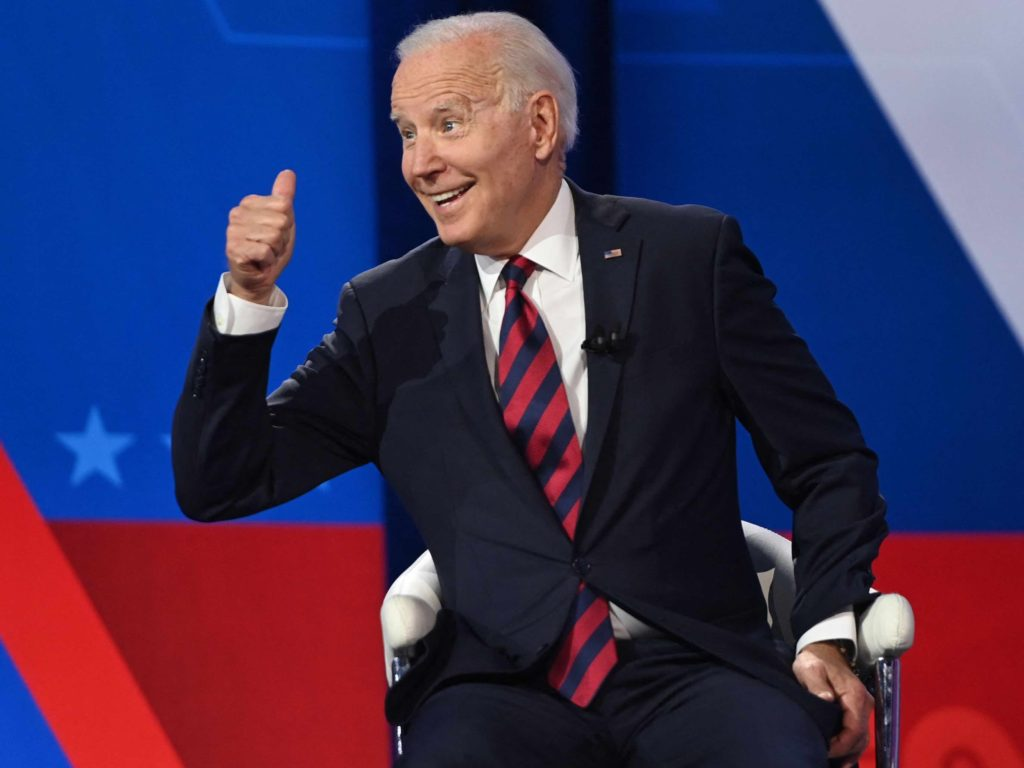 Fact Check: Joe Biden Spreads Misinformation About COVID-19 Vaccines at CNN Town Hall