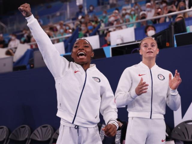 Gwinn: Simone Biles Didn't Quit on Team USA, She Saved It