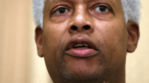 Hank Johnson: 'Folks Are Trying to Kill Us' on Voting - Must Confront 'Evil' That 'Is Ready to Choke Us' Unless We Show We'll 'Seize Control'