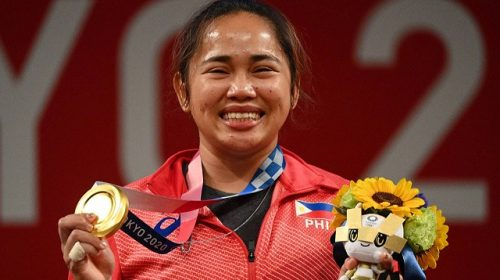 Philippines Awards First-Ever Gold Medalist $600,000, House