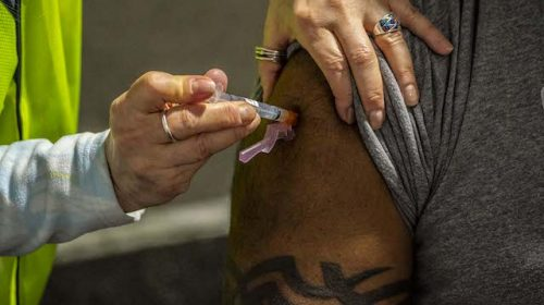 Poll: Majority of Unvaccinated Indicate They Will Not Get the Jab