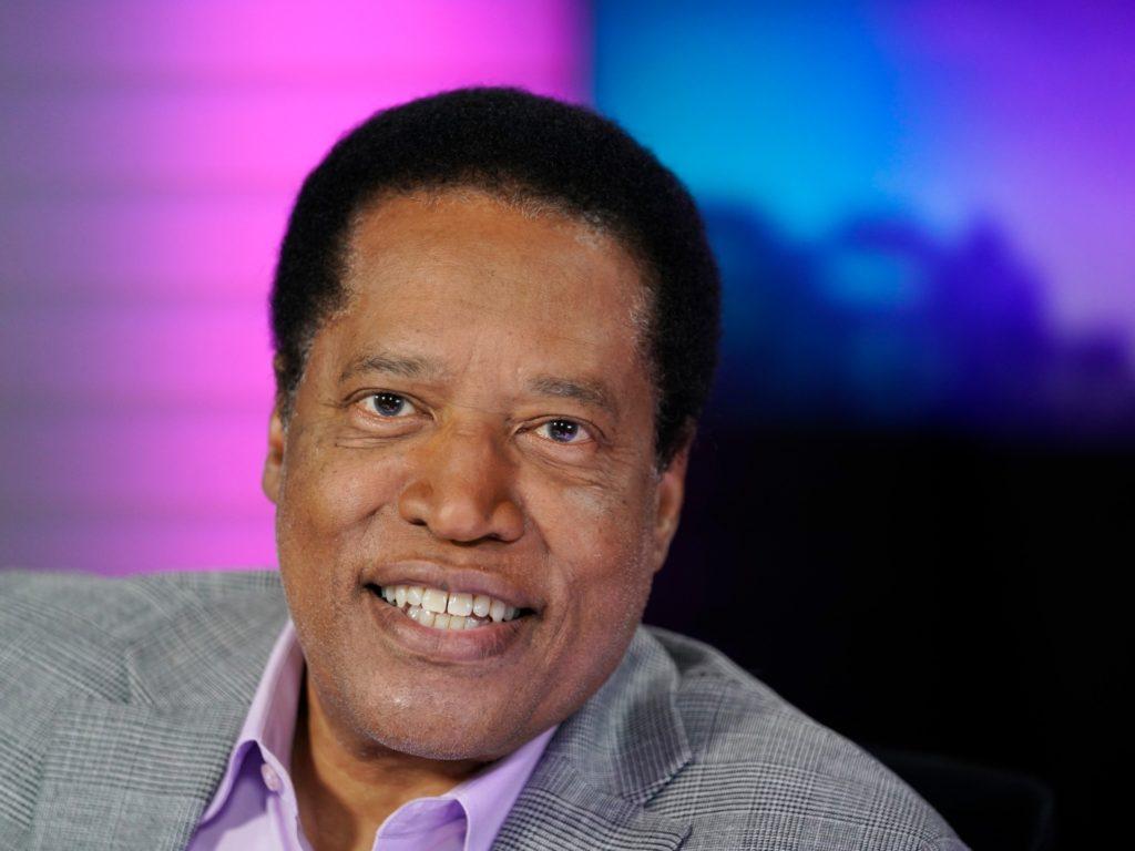 Poll: Syndicated Radio Host Larry Elder Leads Gavin Newsom Recall Challengers