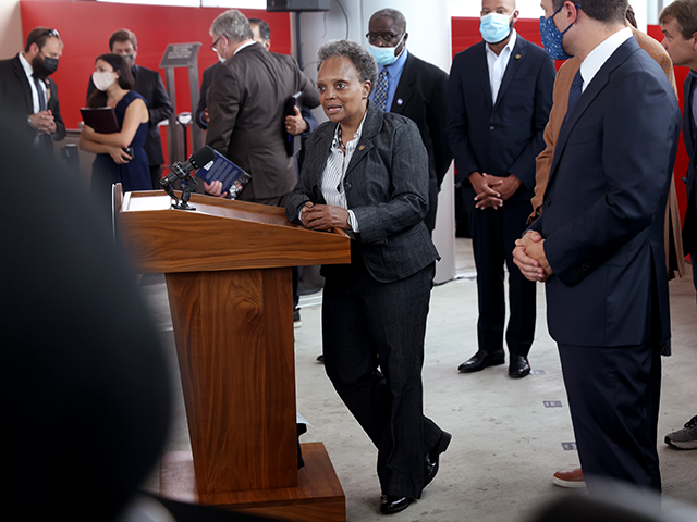 Report: At Least 15 Shot Monday in Mayor Lori Lightfoot's Chicago