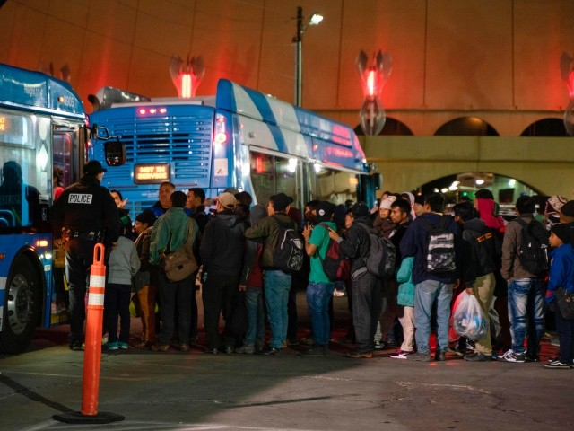 Report: 'Mostly' Single Male Border Crossers Bussed to Louisiana Cities