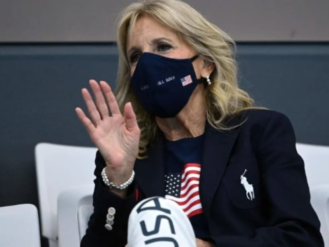 WATCH: U.S. Swimmers Chant Jill Biden's Name as First Lady Attends Tokyo Games