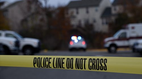 Woman Shoots, Kills Masked Man Outside Her Front Door