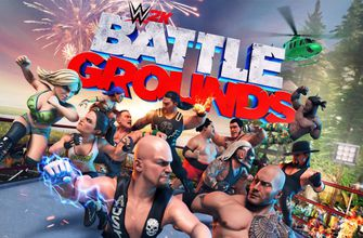 WWE 2K Battlegrounds available to PlayStation Plus subscribers for free through Aug. 2