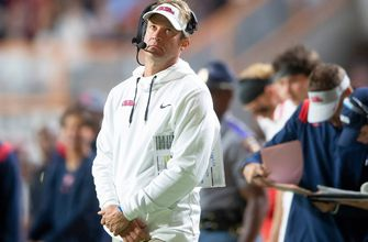 Lane Kiffin joins 'Big Noon Kickoff' to talk about Tennessee, Matt Corral's Heisman hopes, and more